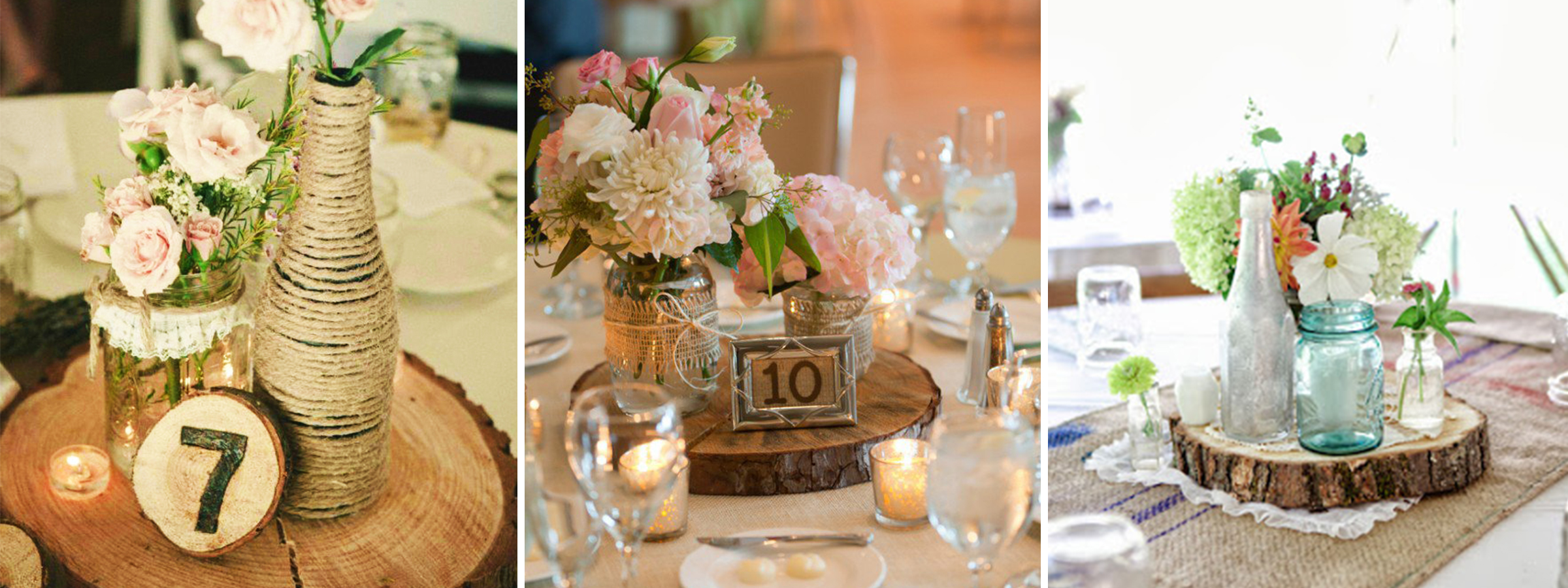 Pinterest Wedding Table Ideas